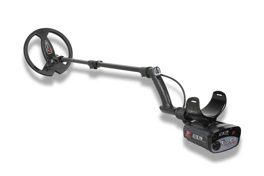 XP ADX 150 metal detector great performance, great price
