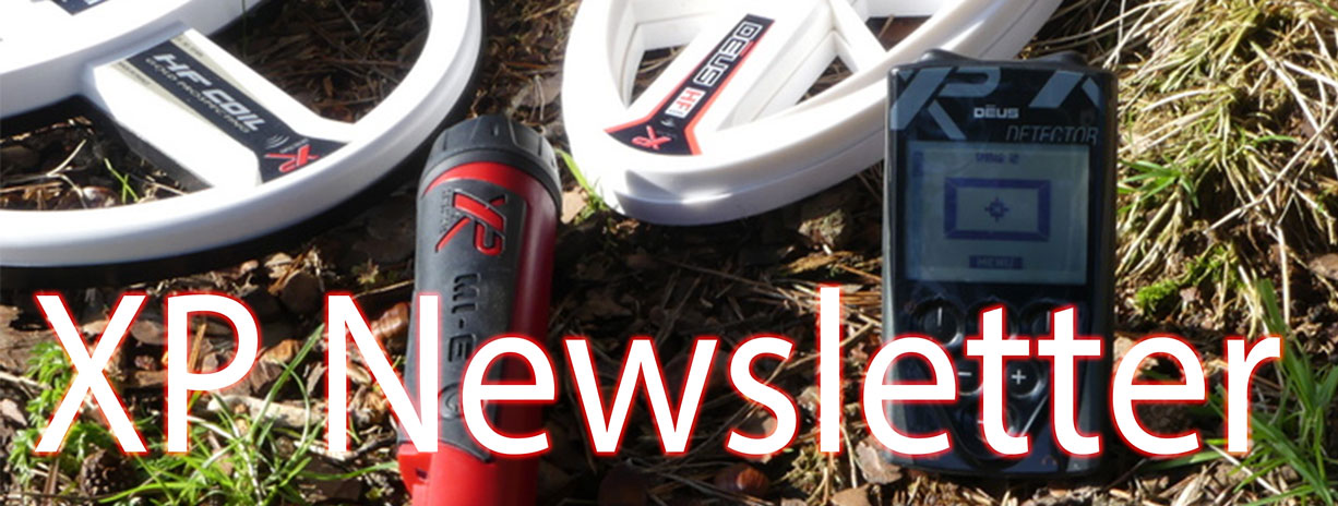 The XP metal detecting newsletter
