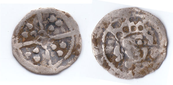 Deeptech vista smart finds hammered coin