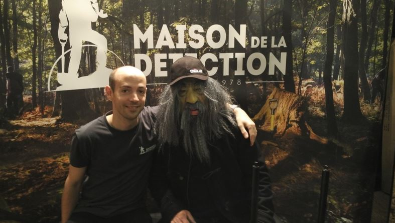 The latest metal detecting show in Paris read the latest report