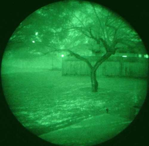Generation 2 night vision